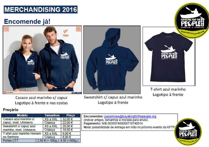 Merchandising 2016