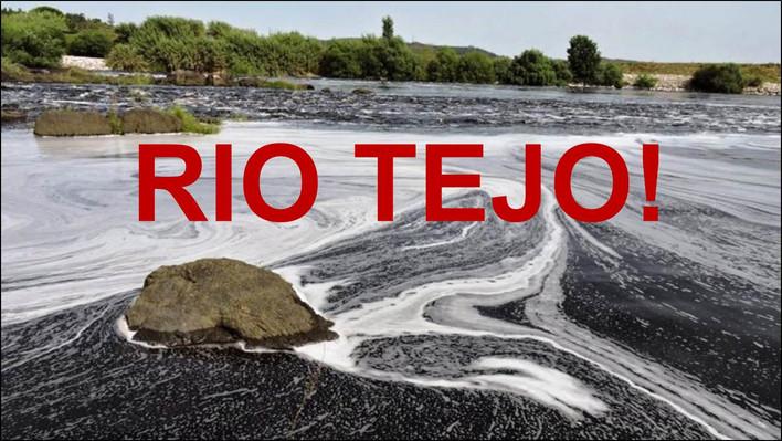 Travessia de Inverno - Pelo RIO TEJO!