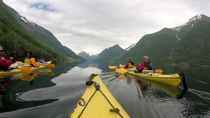 Sognefjord, Noruega... um relato!