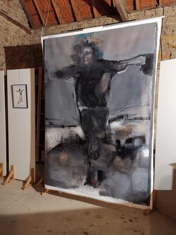 Vue de l'exposition FAB Parisot, 2021