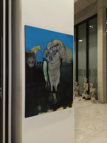 Vue de l'exposition Artempo 2020