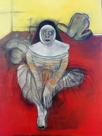 The nun, 2015