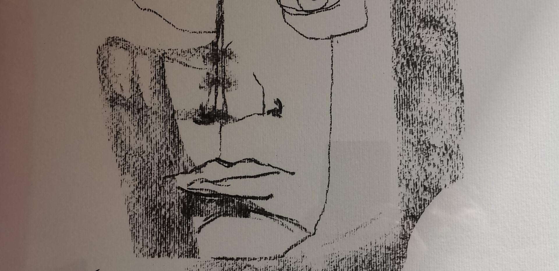Autoportrait aux deux miroirs