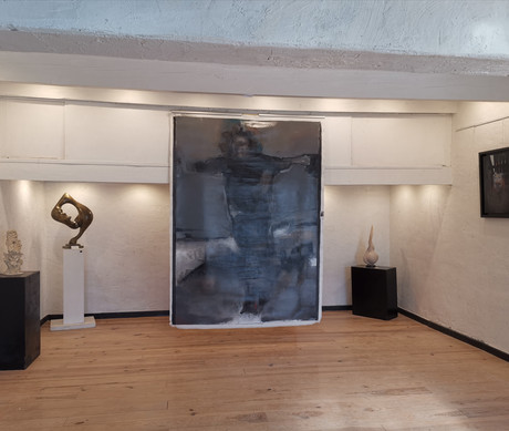 Vue de L'exposition Espace Darius, 2021
