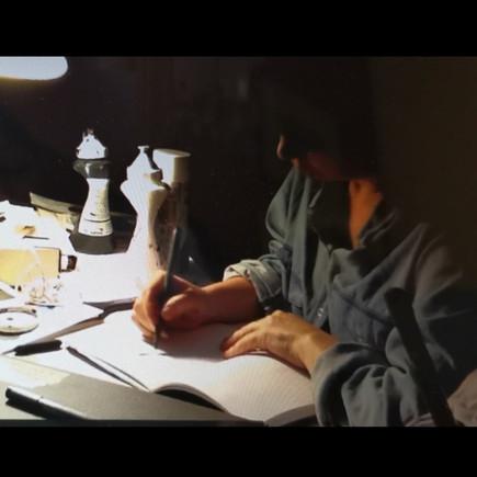 Lire, écrire, croquer