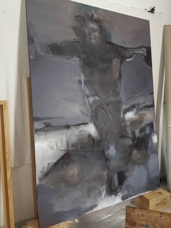 Flying Christ (Envol)