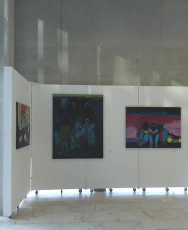 Vue de l'exposition Artempo, 2020