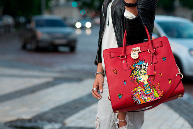 Purse or Handbag Art