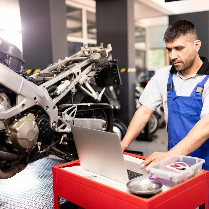 Mecánica de Motoras (Básico)
