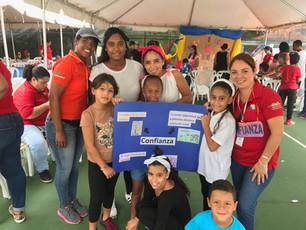 Centros Sor Isolina Ferré promotes positive values among participants of its prevention programs.