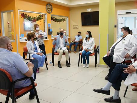 Listos en Atlantis Health Care para iniciar proceso de vacunación contra el COVID-19