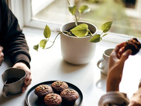 Intuitive eating: eating with joy & presence