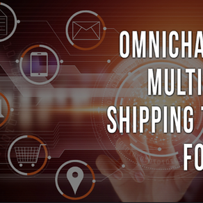 Omnichannel and Multimodal Shipping Trends