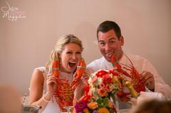 Buffet Catered Wedding