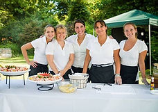 Full Service Catering in Connecticut, Wait Staff, Special Events