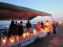 Sunset Compo Beach Party