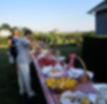 Full Service Catering in Connecticut, Off-Premises Wedding Cater