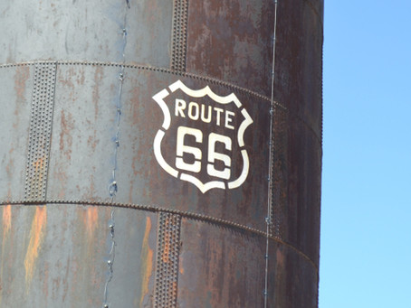 LA Brunch and Route 66