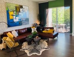 Wheatridge green living room