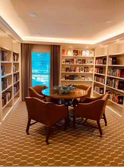 Ambassador Library