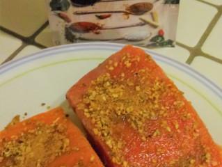 Koreyo Garlic & Ginger Stir-Fry Wild Caught Salmon + Koreyo Spice So Rite Zucchini