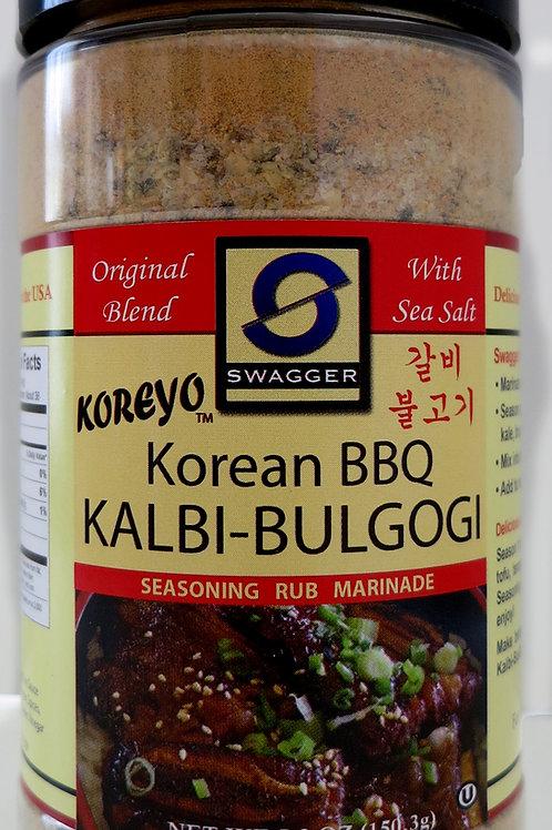 All Natural Koreyo Korean BBQ