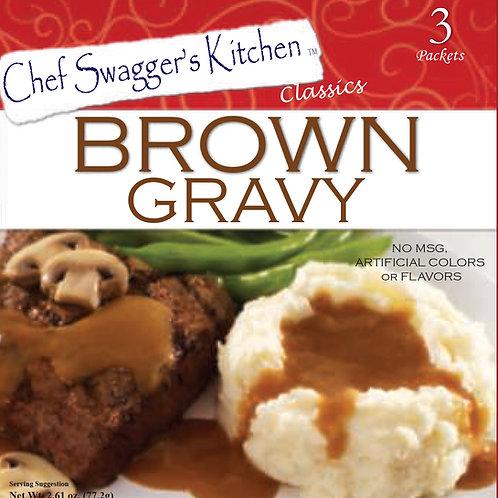 Chef Swagger's Kitchen Brown Gravy