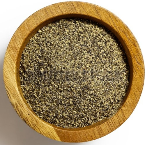 Ground Black Pepper 28M- KOSHER