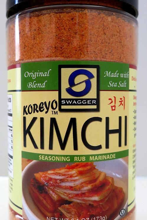 All Natural Swagger Kimchi Seasoning