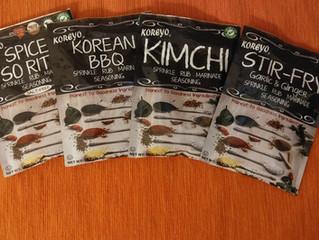 KOREYO SEASONINGS LIVE AT YOUR LOCAL JEWEL- OSCO!