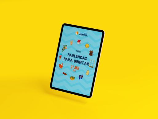 "E-book ""Parlendas para Brincar"""