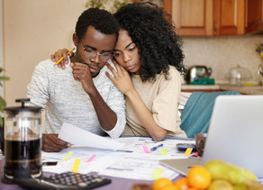 How to tell your spouse about debt