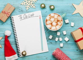 Christmas Checklist: How To Save Money And Time