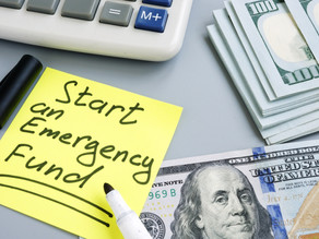 Emergency Fund: Why You Need It!