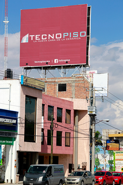 Espectacular Chapultepec Oficina