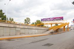 Puente Salvador Nava esq. 5 de mayo