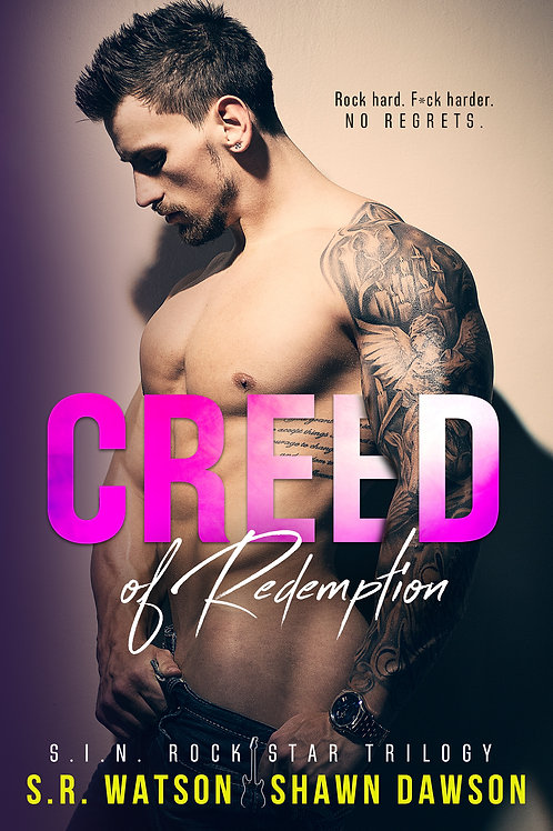Creed of Redemption (S.I.N. Rock Star Trilogy) # 2