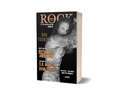 Reckless Ambition: Issue # 2 (Pretty Boy Rock Series) Book #5