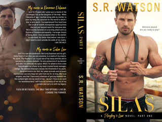 Silas: A Playboy's Lair Novel (Part One) - COVER REVEAL
