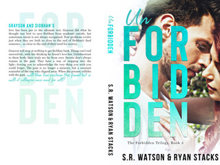 UNFORBIDDEN COVER + BLURB REVEAL  w/ $25 Amazon GC Giveaway