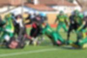 Football Photography Thunder Bay, ON, St Patrick Fighting Saints vs the St Ignatius Falcons