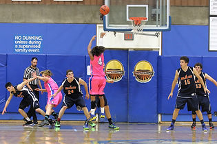 Basketball Photography Thunder Bay, ON, Blaze vs  LU Thunderwolves Women's