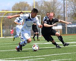 Soccer Photography Thunder Bay, ON, Winnipeg Lions vs Thunder Bay Chill