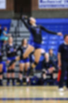 Volleyball Photography Thunder Bay, ON, Toronto Varsity Blues vs LU Thunderwolves