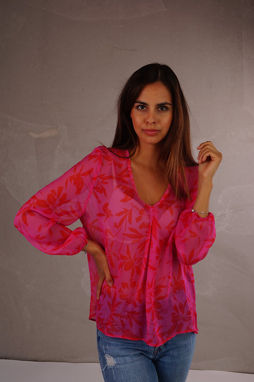 Tunic Lou - Quito pink