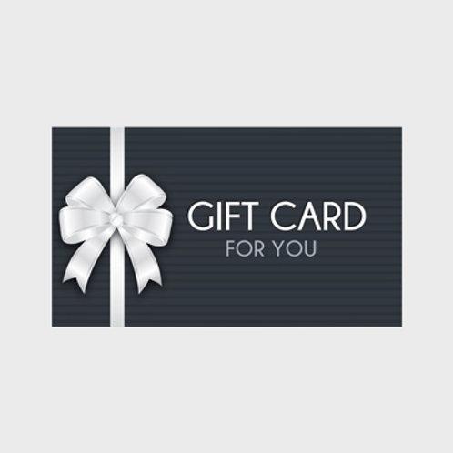 Gift Card - €50