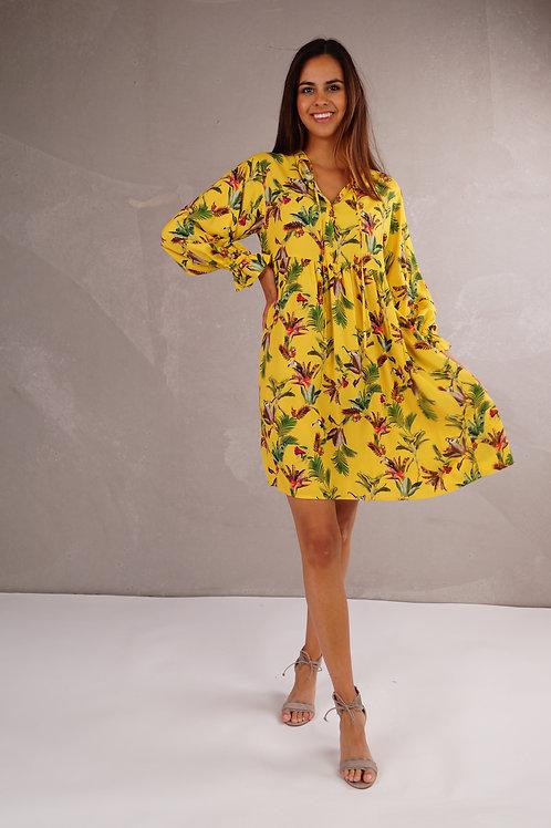 Emilia - Cayenne Col. Yellow