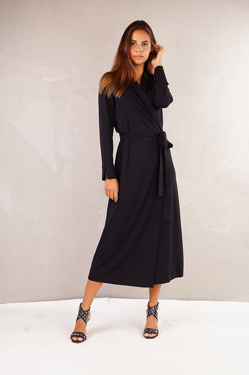 Dress Lisa - Cesar Col. Black