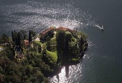 Lake Como by Yann-Arthus-Bertrand