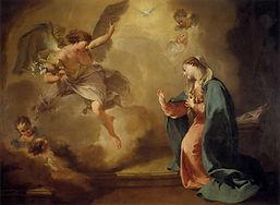 Giovanni_Battista_Pittoni_-_Annunciation